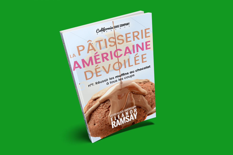 La pâtisserie américaine dévoilée- les muffins au chocolat (recettes muffins au chocolat)