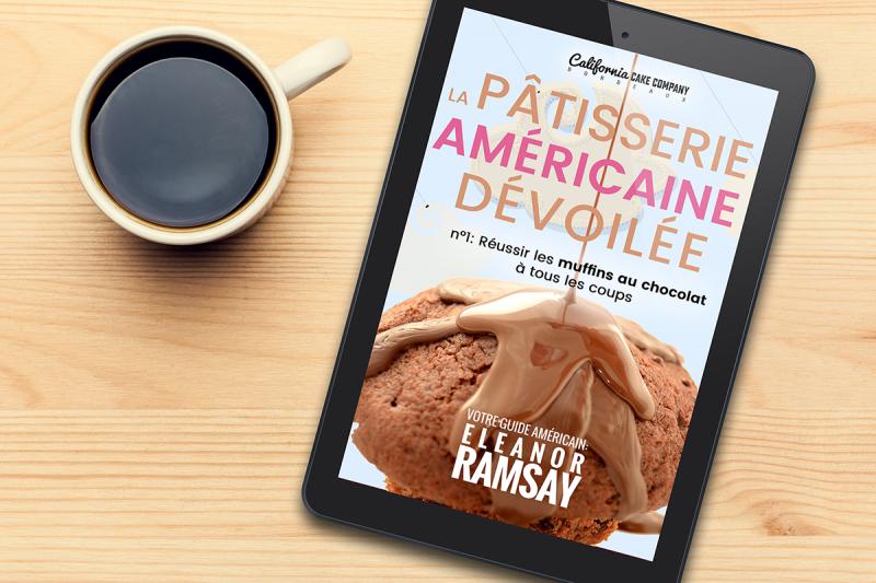 no 1 muffins au chocolat - la pâtisserie américaine dévoilée -recettes muffins au chocolat