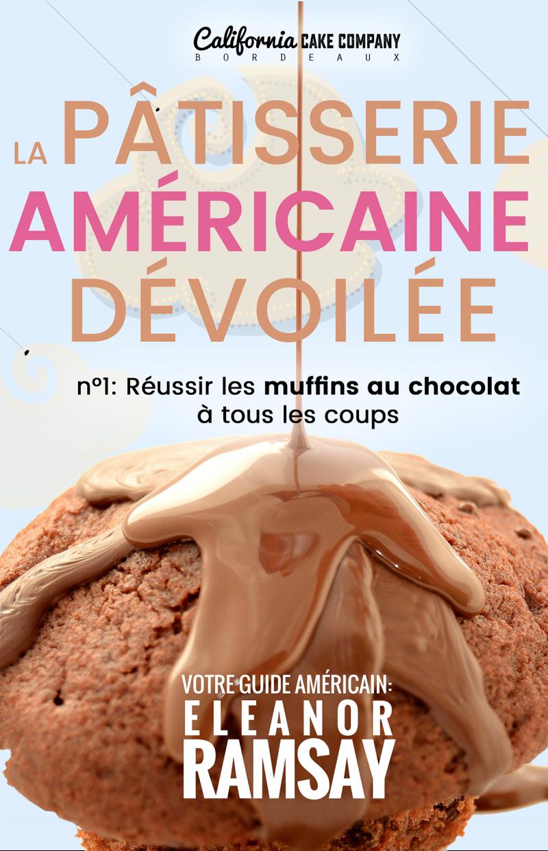 recettes muffins au chocolat