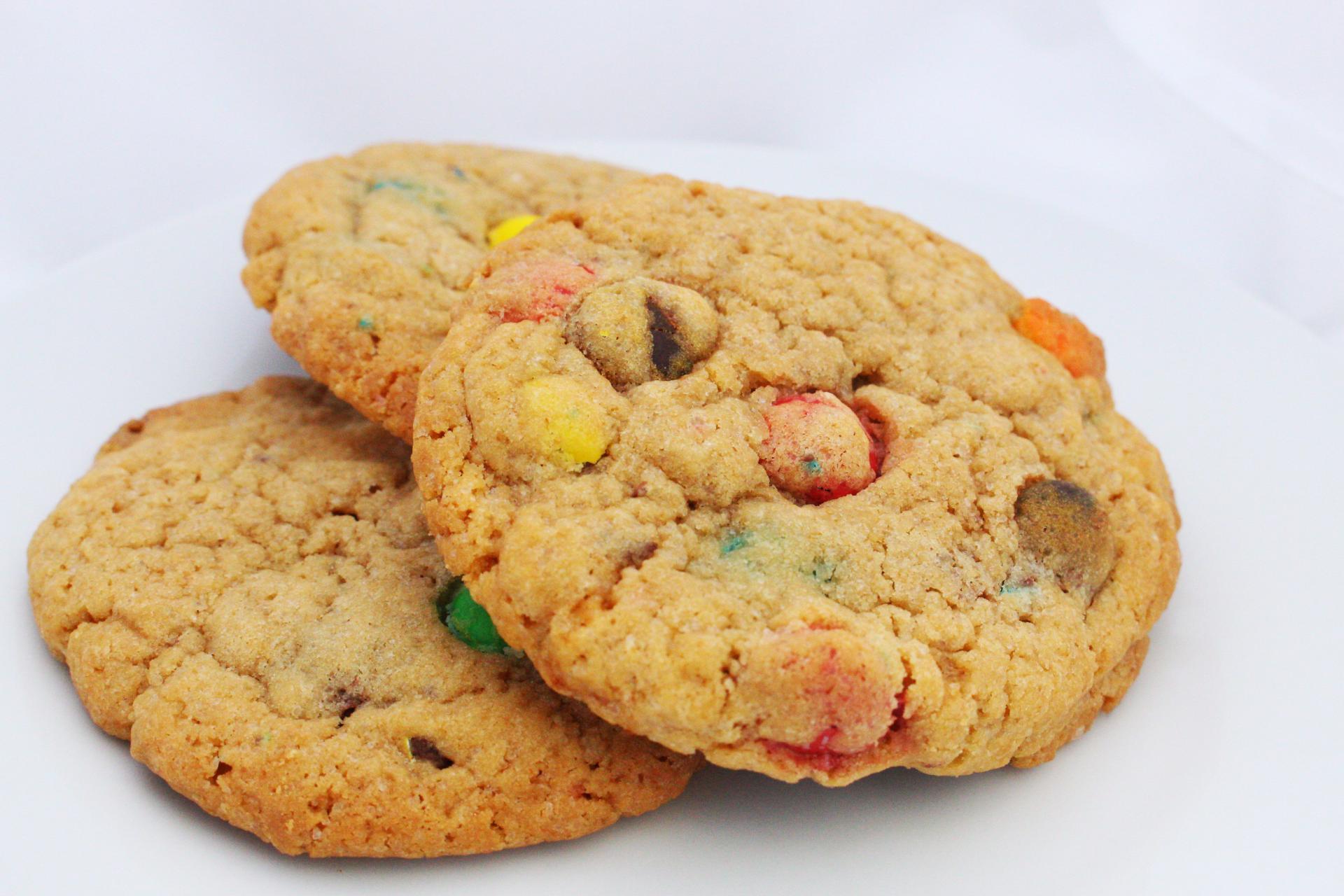 Les Cookies Triple Facteur