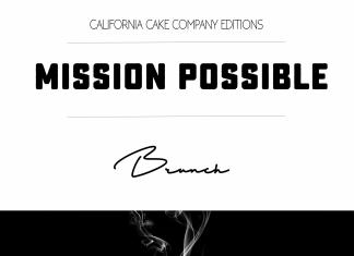 mission possible - Brunch américain
