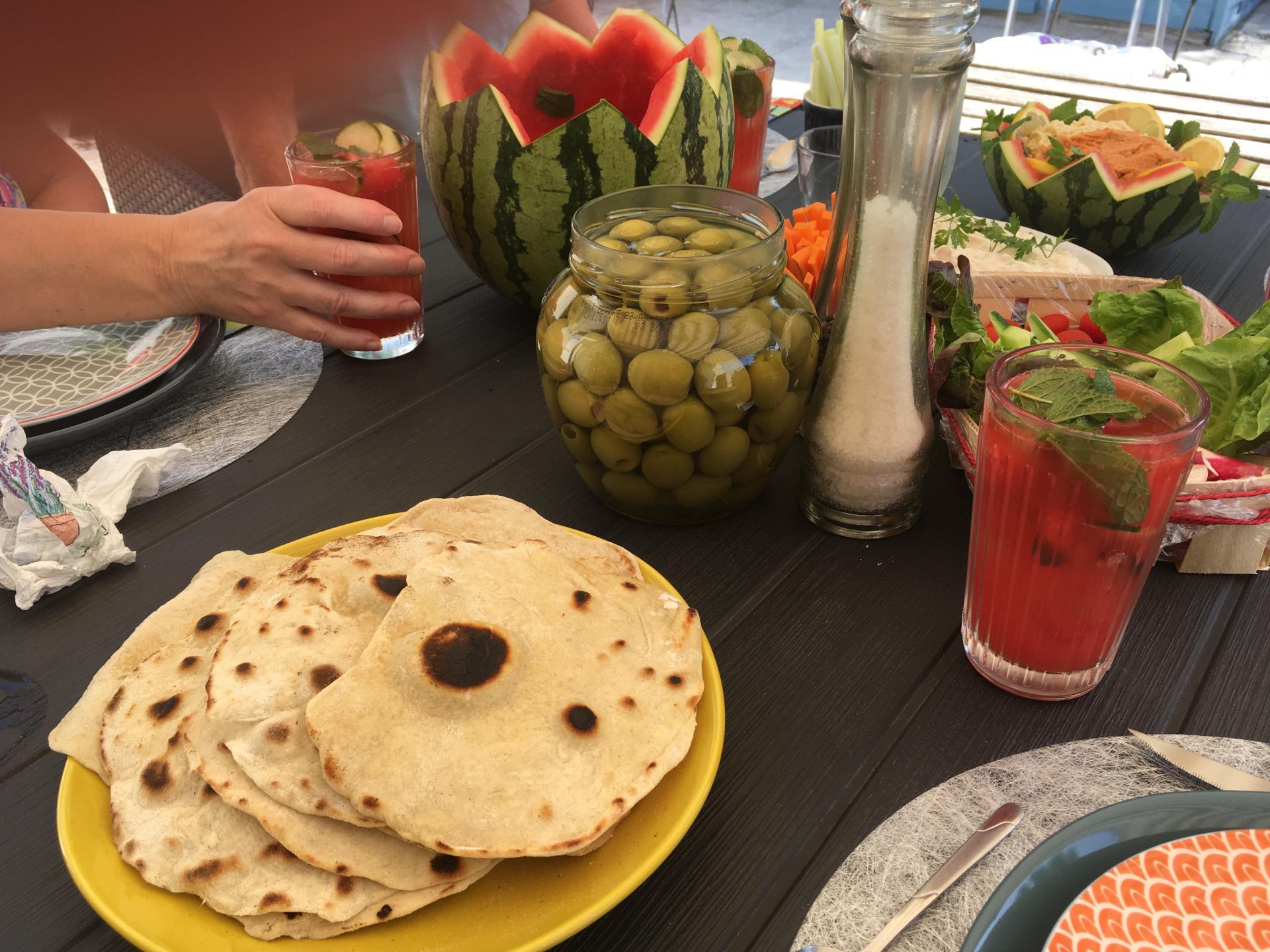 recette tortillas maison faciles